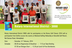 Rotary International District -3060