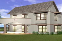 2 Bed Room - Type 1 ,2755 Sq. Ft.