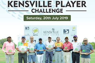 Kensville Player Challenge July 2019